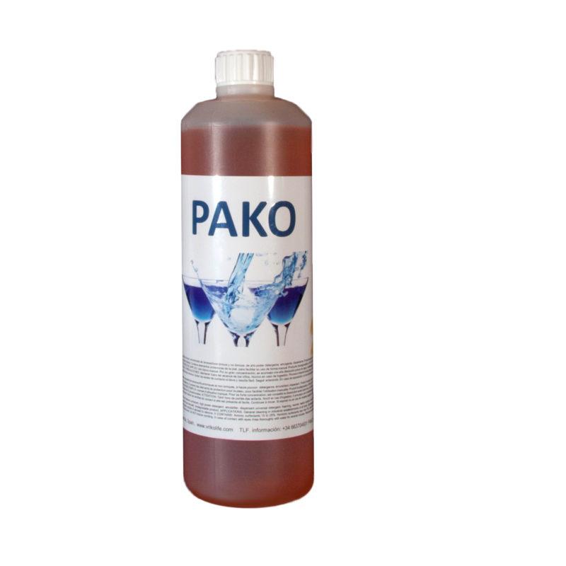Pako détergent manuel concentré