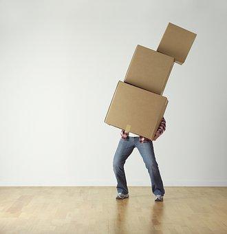 Catrons de déménagement