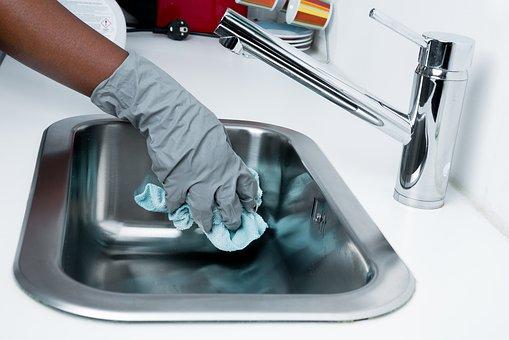 Nettoyage du robinet
